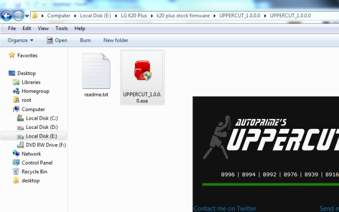 LG K20 Plus MP260 Stock ROM KDZ Download & Firmware Update