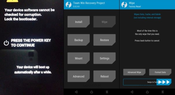LG K20 Plus Hard Reset, Soft Reset & Factory Reset - LGMP260