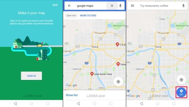 LMX410 Google Bypass