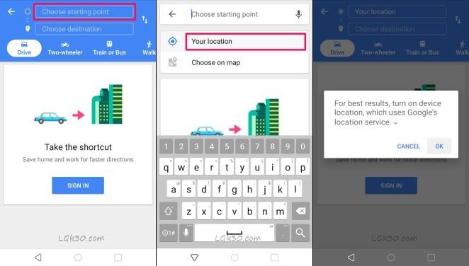 Bypass Google Account Verification LG K30