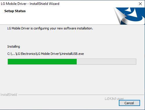 LG K30 USB Driver