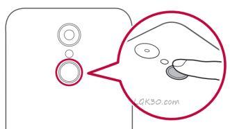 LG K30 Safe Mode