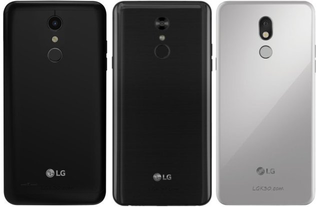 difference between lg k30, stylo 4 & stylo 5