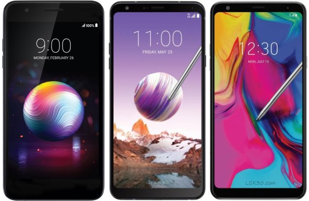 Lg K30 Vs Lg Stylo 4 Vs Lg Stylo 5 Difference Between K30 Stylo 4 Stylo 5