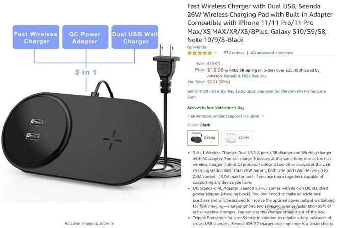 lg lm-x410ma wireless charging