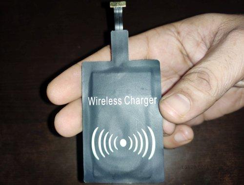 LG K40 Wireless Charging