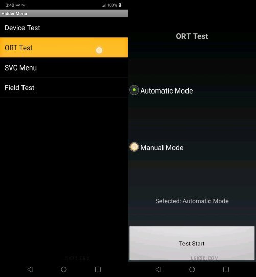 lg k51 boost mobile hidden menu