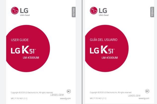 lg k51 manual boost mobile