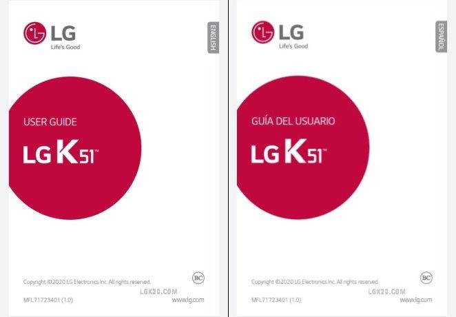 lg k51 user guide factory unlocked