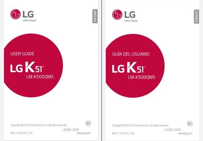lg k51 manual xfinity mobile
